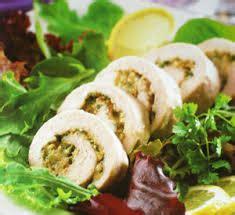 ricetta rollatine di tacchino al pesto la cucina di bacco