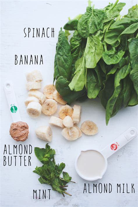 Detox Smoothie Almond Butter by Festive Friday Green Detox Smoothie Bowl A