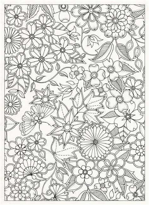 mindfulness colouring book secret garden free coloring pages of e my garden