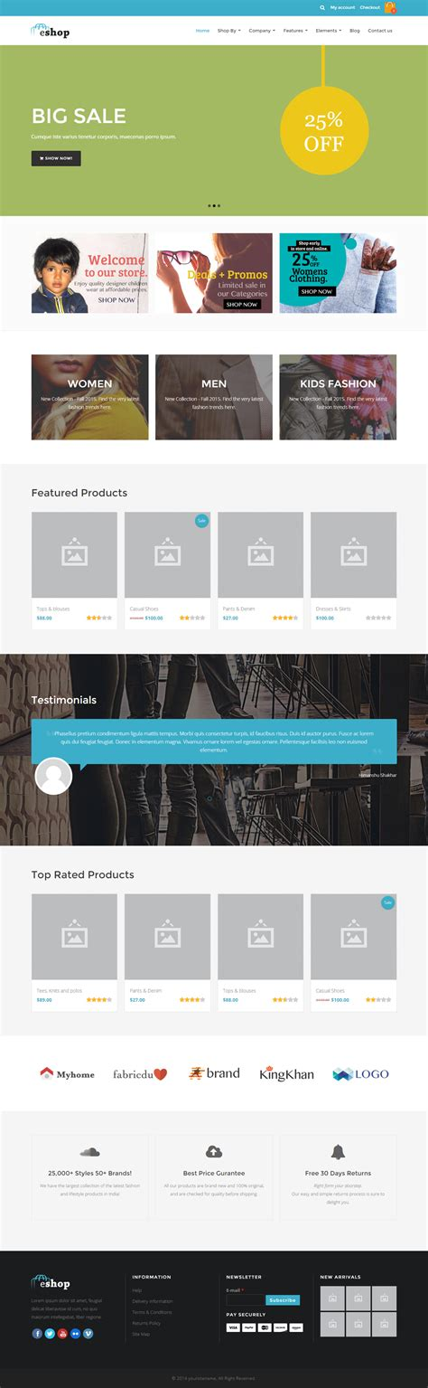 themes drupal 2015 5 best responsive drupal commerce themes in 2015