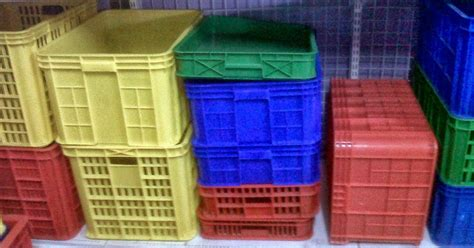 Keranjang Plastik Merk Rabbit selatan jaya distributor barang plastik surabaya
