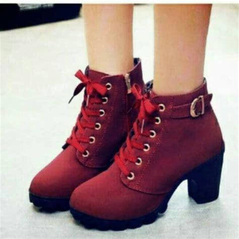 Sepatu Kickers Kets Pria diskon sepatu wanita high wanita sepatu kets pantofel
