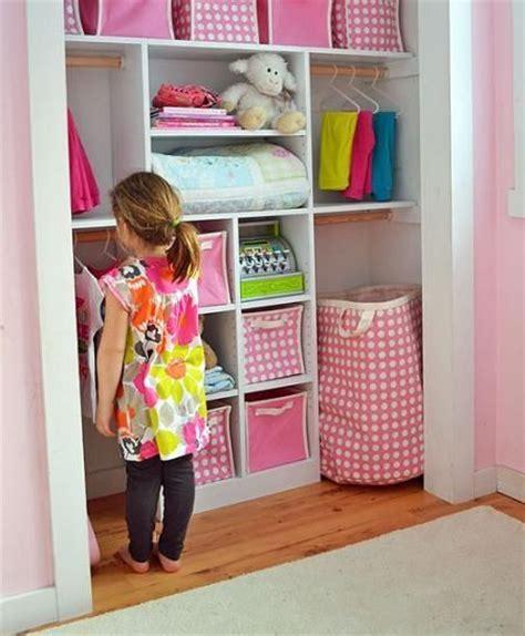 Child Closet Organizer by Diy Closet Organizer Room New Room