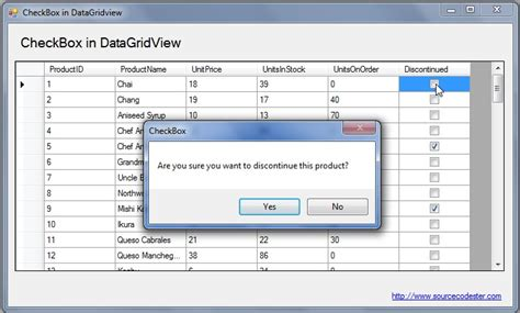 delphi checkbox tutorial checkbox in datagridview free source code tutorials and
