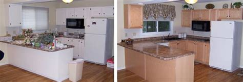 How Much Is Kitchen Cabinet Refacing by Cabinet Refacing Dalco Home Remodeling