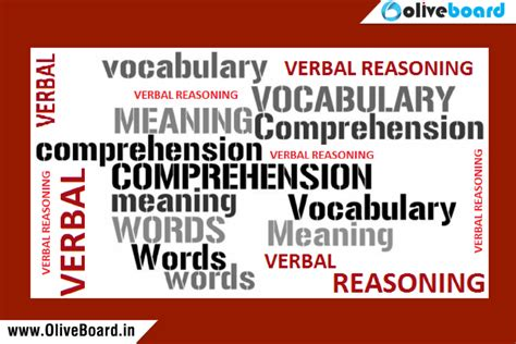 Mba Preparation by Mba Preparation 2018 Verbal Ability Question Types