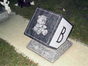 legacy monuments infant memorial headstone gallery made from granite marble and in