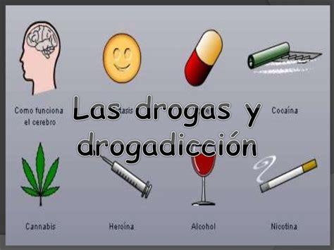 las drogas en la 8417067329 drogas y drogadicci 243 n