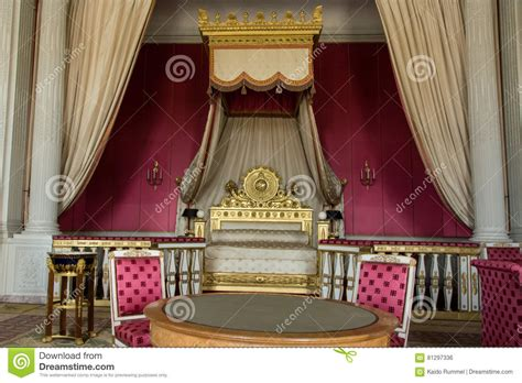 imperial bedroom imperial bedroom stock photo image of gilded columns
