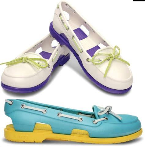 crocs rubber boat shoes sunshine kelly beauty fashion lifestyle travel