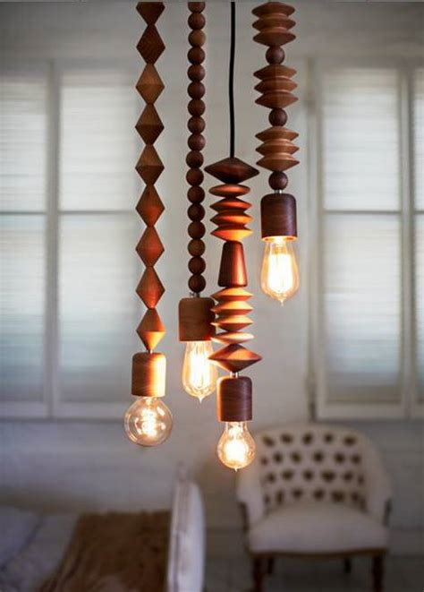 ideas  interior decorating  wooden beads