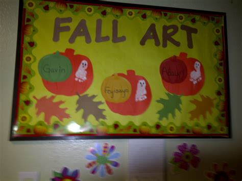 fall infant bulletin board infant room bulletin boards