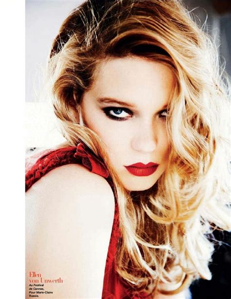 lea seydoux model lea seydoux french model and actress celebeauty pinterest