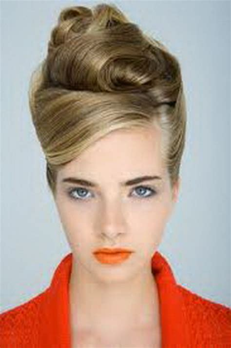 1950s updo hairstyles 1950s hairstyles