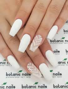 all white acrylic nails designs galleryhip com the