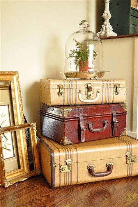 Vintage Suitcase Decor by 25 Best Ideas About Vintage Suitcase Decor On Suitcase Decor Vintage Suitcase