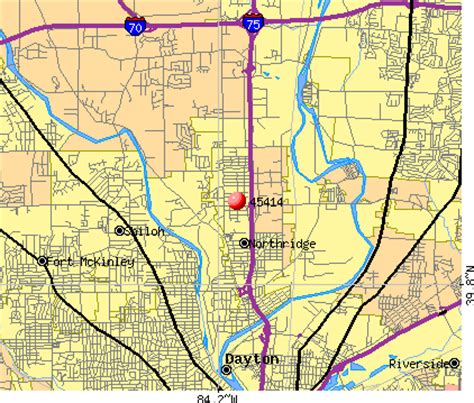 zip code map dayton ohio dayton ohio zip code map adriftskateshop