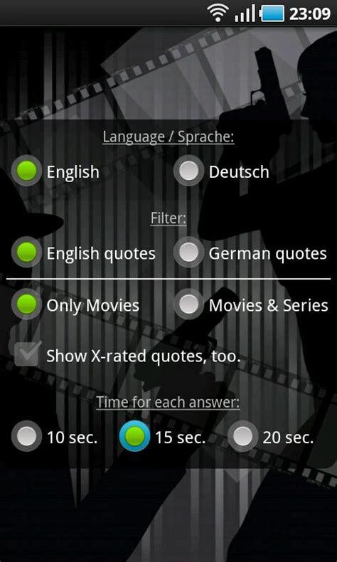 filmzitate quiz deutsch filmzitate quiz android apps auf google play