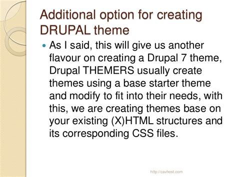 drupal theme alter converting x html css template to drupal 7 theme