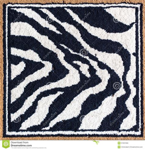 white tiger rugs black and white tiger rug stock photo image of fabric 31301956