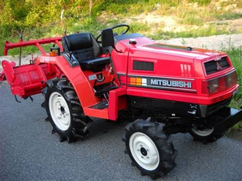 mitsubishi tractor mt14d n a used for sale