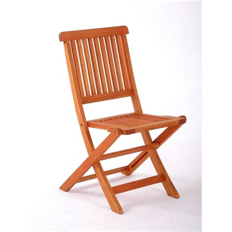mimosa somerset folding timber chair i n 3190111