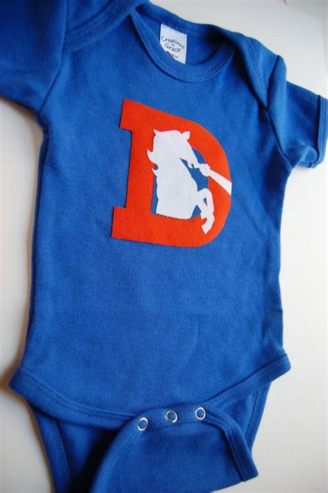 1000 ideas about denver broncos baby on