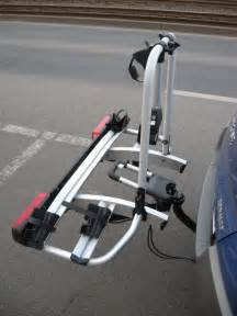 those crap halfords quot high rise quot bike racks saw one fall