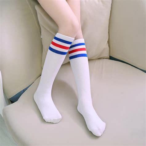 School Socks 1 knee high cotton school socks