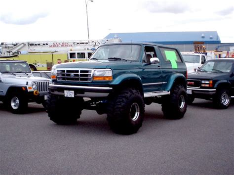 baja bronco 1996 1996 ford bronco pictures photos and sounds