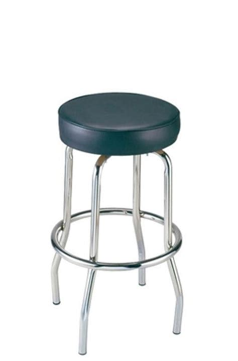 How To Clean Chrome Bar Stools by Single Ring Bar Stool Chrome