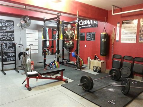 Home Workout Room Design Pictures by Garage Gym Tour Pando S Barbell Club Youtube
