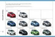 paint colours blue in 2011 vauxhall agila by vauxhall