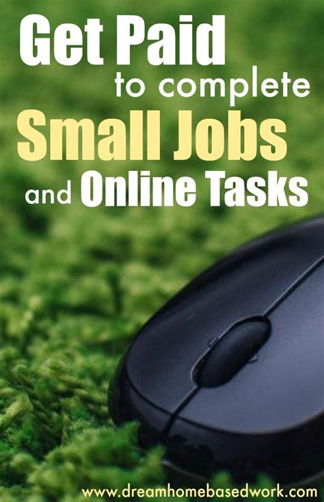 Get Paid To Complete Online Surveys - get paid to complete small jobs and online tasks money