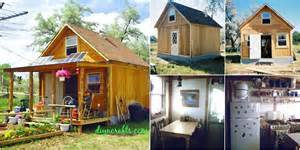 how to build this self sustaining 14x14 solar cabin for