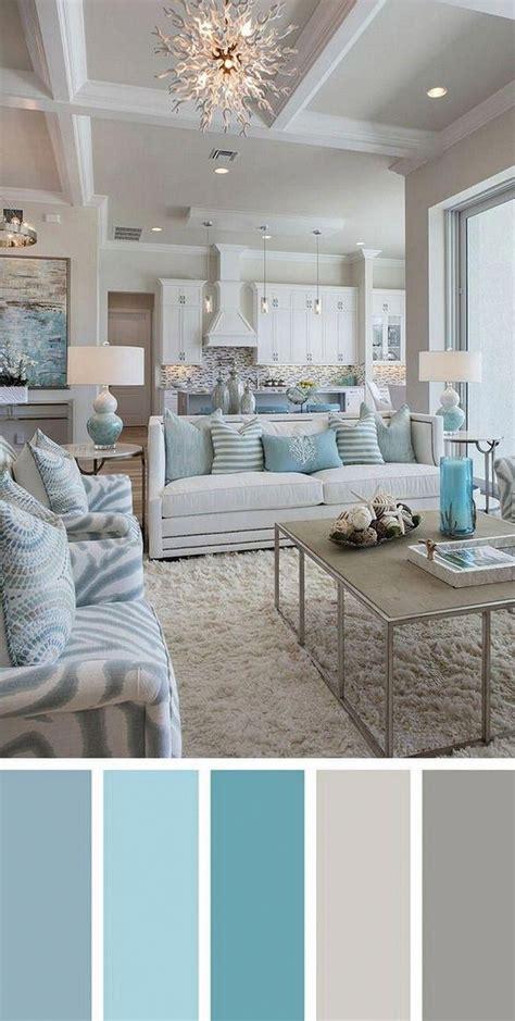 creativity chic turquoise modern living room