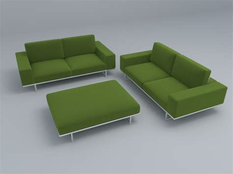 green sofa set green sofa set downloadfree3d