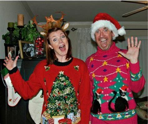 images of ugly christmas sweater parties that is one ugly sweater i am phil dodd i am phil dodd