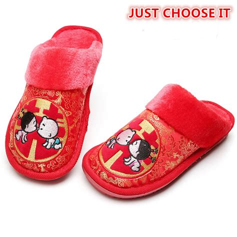 red house slippers online buy wholesale red house slippers from china red house slippers wholesalers aliexpress com