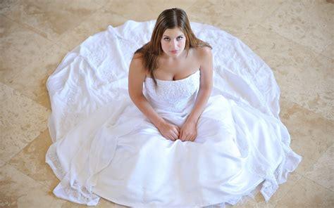imagenes de vestidos de novia en hd mujer con vestido de novia hd 1600x1000 imagenes