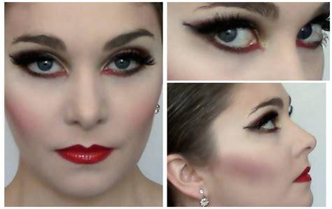 tutorial makeup dance odile black swan makeup tutorial make up pinterest