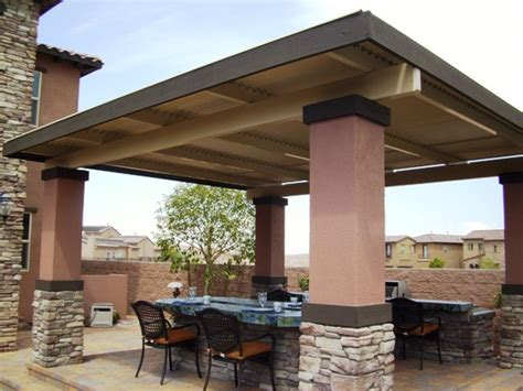 Solara Adjustable Patio Cover Photos  valley Patios Custom