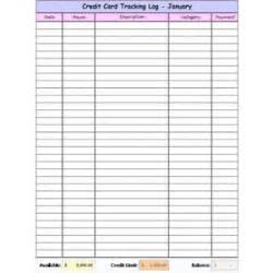 gift certificate log template credit card tracking log templates office polyvore
