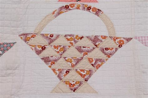 Patchwork Quilt Cutters - vintage patchwork quilts shabby cutter quilt lot upcycle