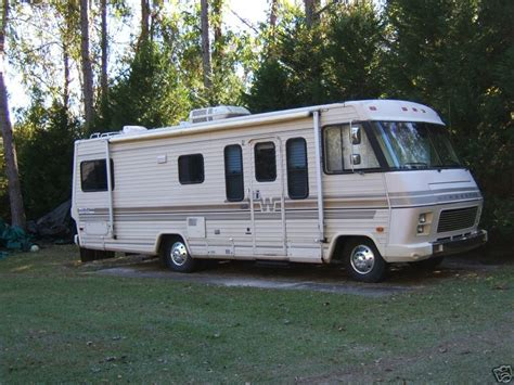 1986 winnebago chieftain motorhome