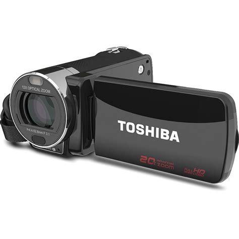 Toshiba Cameleo Comcoder toshiba camileo x200 1080p hd camcorder pa3973u 1c0k b h photo