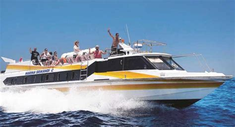 fast boat gili air fast boat denpasar bali to gili trawangan gili air and