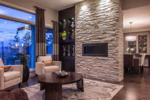 Houzz Living Dining Room Get Inspired With Fireplace Makeover Ideas Decor Snob