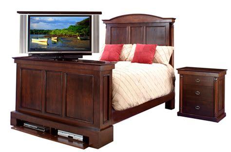 bed setup tv lift bed topnewsnoticias com