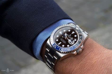 IN DEPTH REVIEW: The Rolex GMT Master II BLNR review